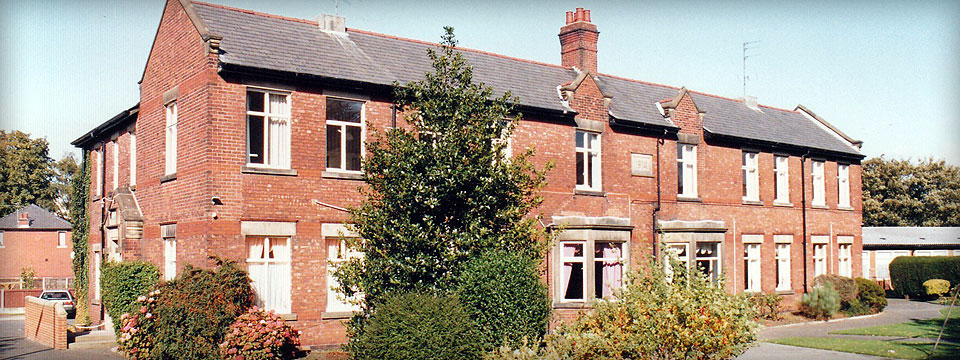 derby lodge residential care home in Preston